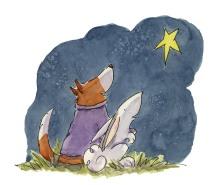 4 Fox Bunny Star