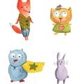 7 doodles