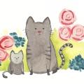 8 cats