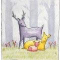 9 deer family