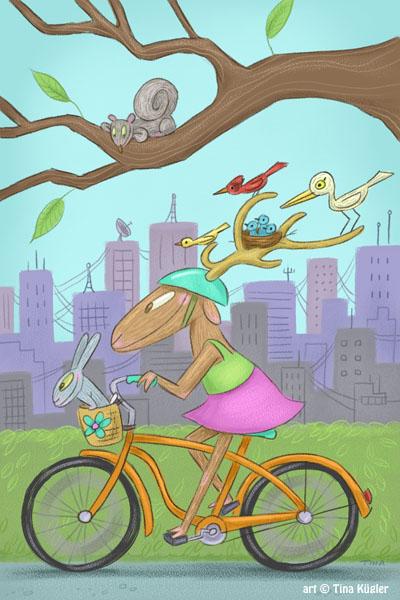 @tinakugler_tandem bicycle_sm