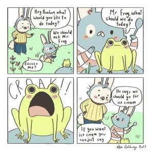 bun bun comic 1