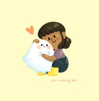 ellen stubbings ghost hug