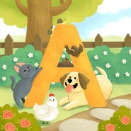 ellen stubbings letter art A