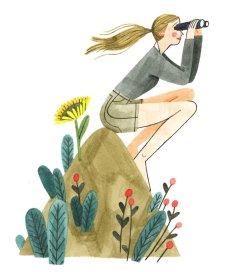 Jane+Goodall+Painting+11