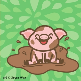 puppy-piggy