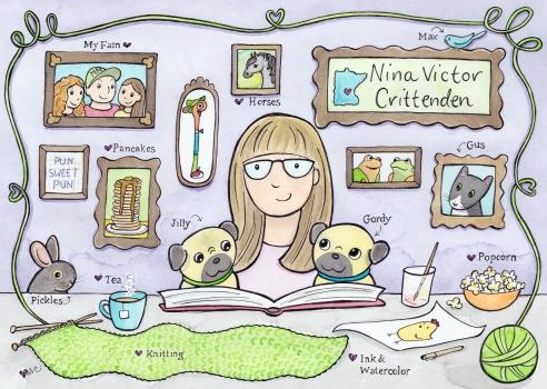 NVCrittendenBookmark