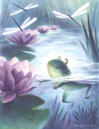 Jennifer-A-Bell-frog