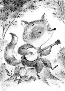 Jennifer Bell - b Jennifer A Bell raccoon