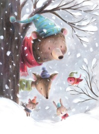 Jennifer Bell - Jennifer-A-Bell-winter friends