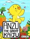 benson shum _anzu the great kaiju cov