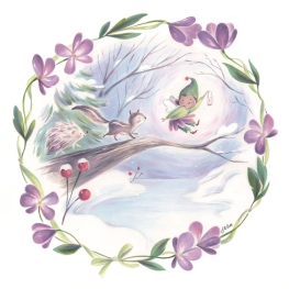 Jennifer Bell - fairy-jennifer-a-bell-feb