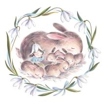 Jennifer Bell - fairy-rabbit-jennifer-a-bell